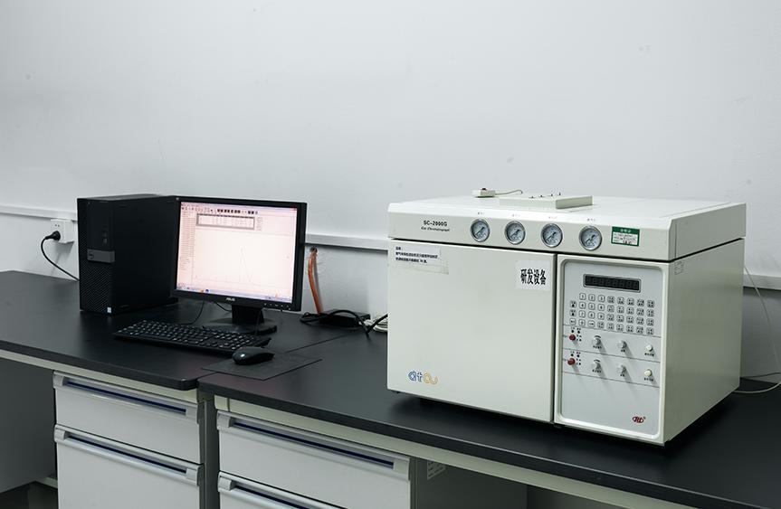 色谱分析实验室