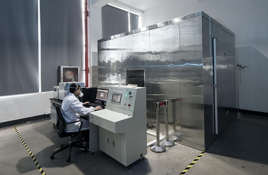 气味降低度实验室