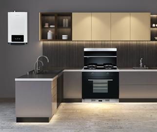7大系列高端厨电产品线