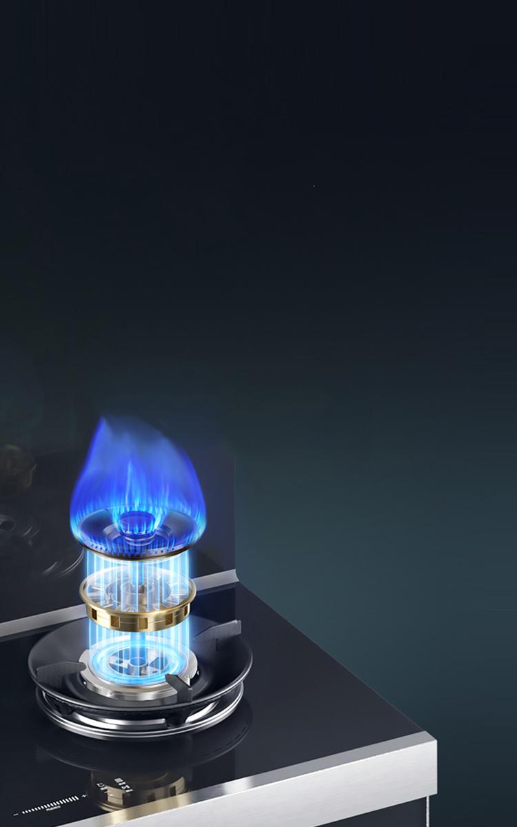 12腔直喷猛火  点燃烹饪激情